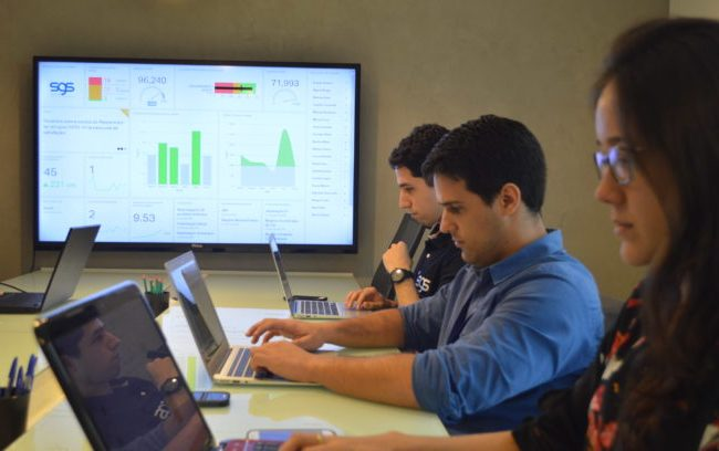 Gerencie as metas do seu setor e colaboradores utilizando a solução de Gestão à Vista
